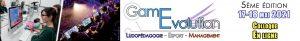 Banniere Game Evolution 2021