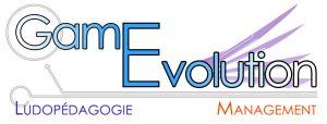 Logo Game Evolution 2020